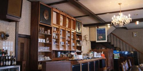 レストランバイエルン洞爺湖でランチ