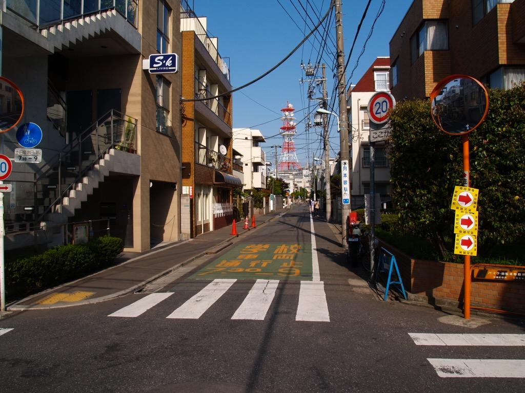 日々、東京