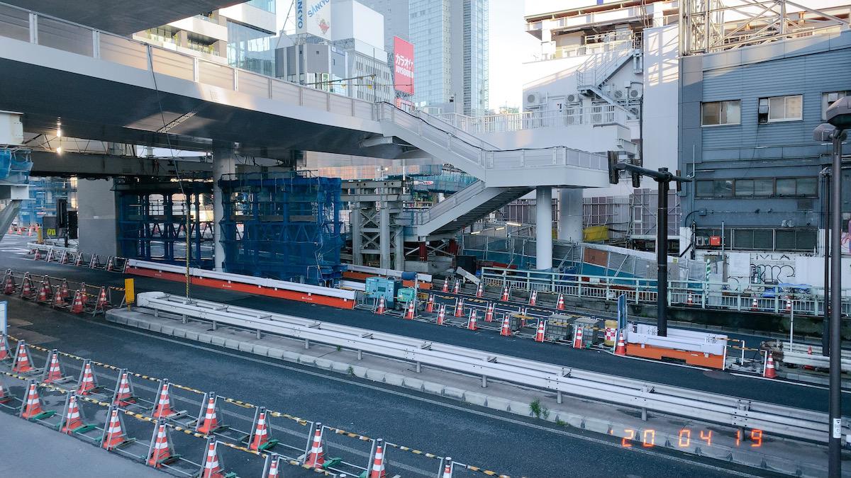 morning run ,shibuya,,