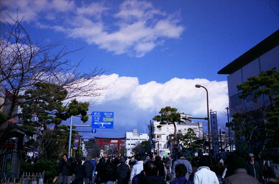 日々、鎌倉