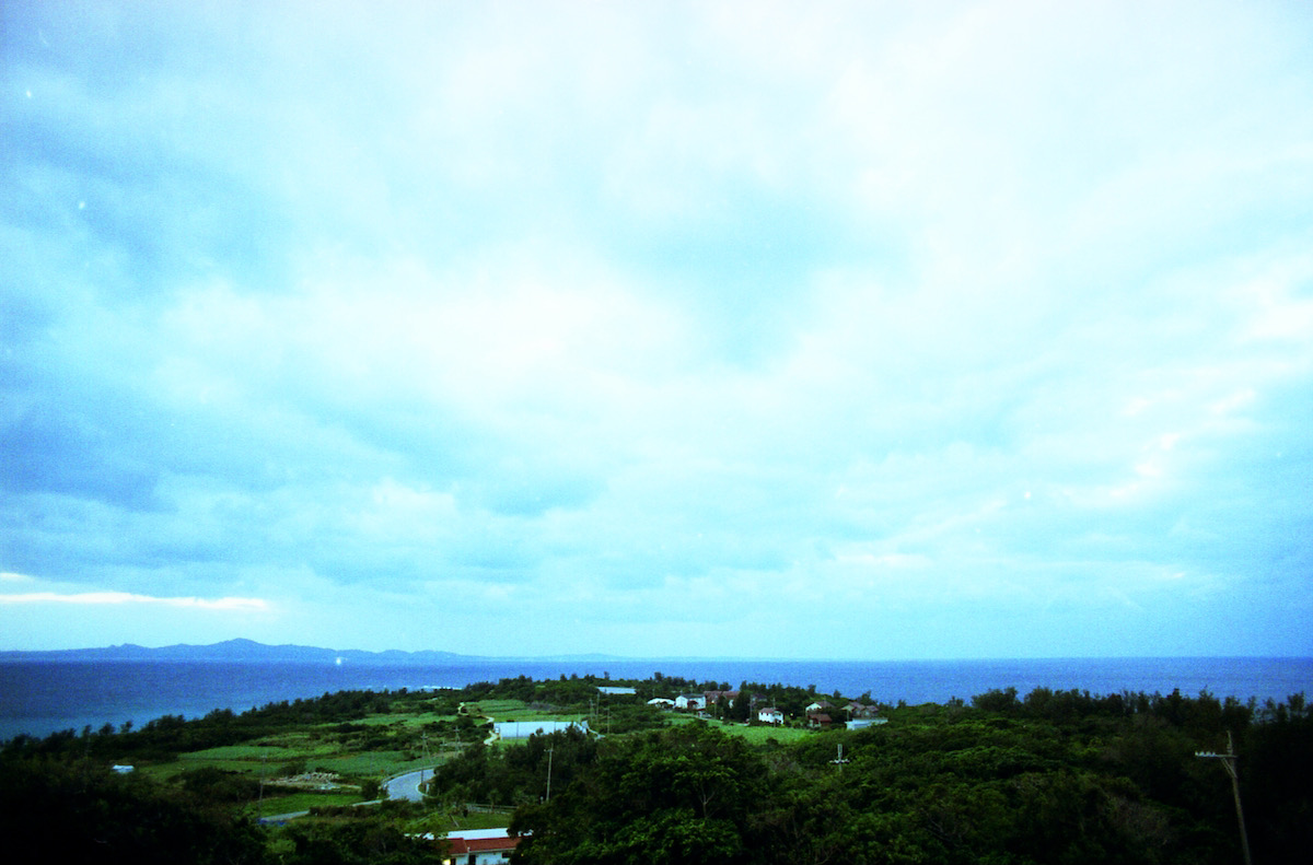 沖縄、12月、filmphoto