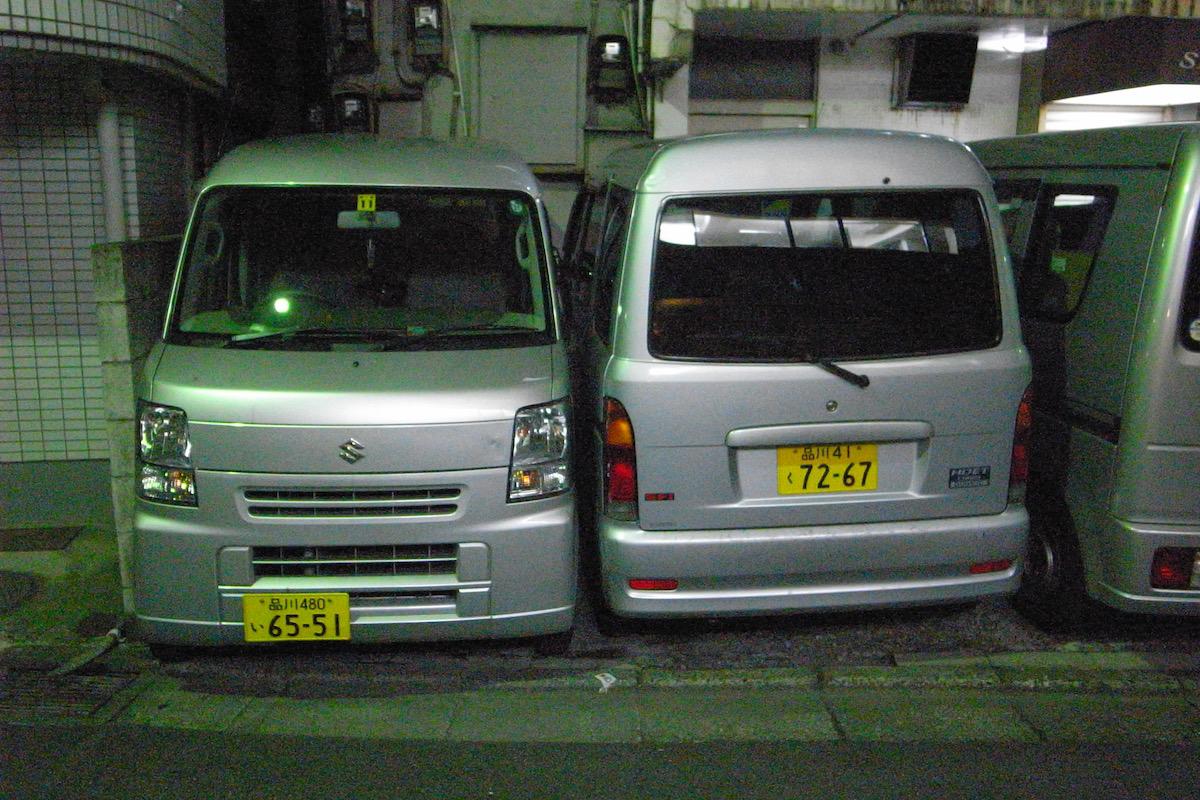 日々。9月、10月、東京。