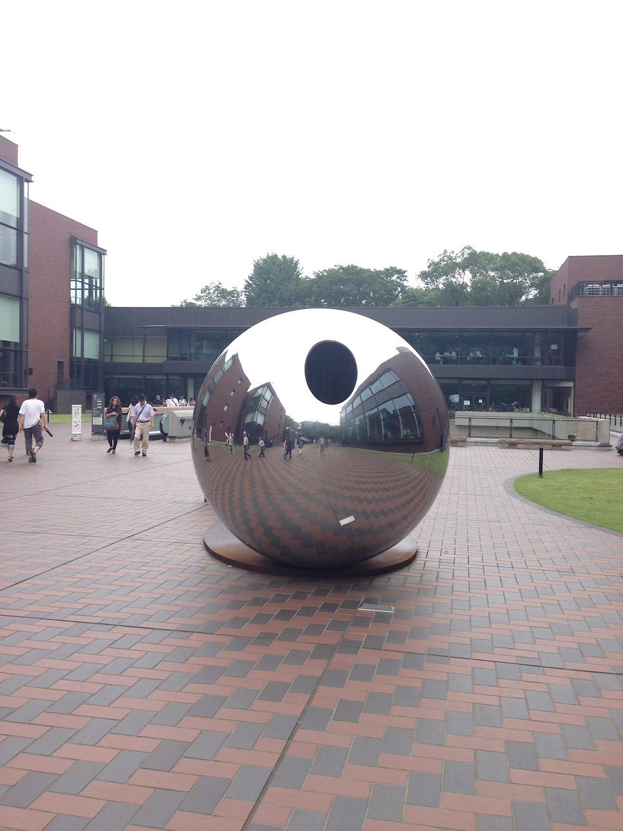 東京都美術館、上野。