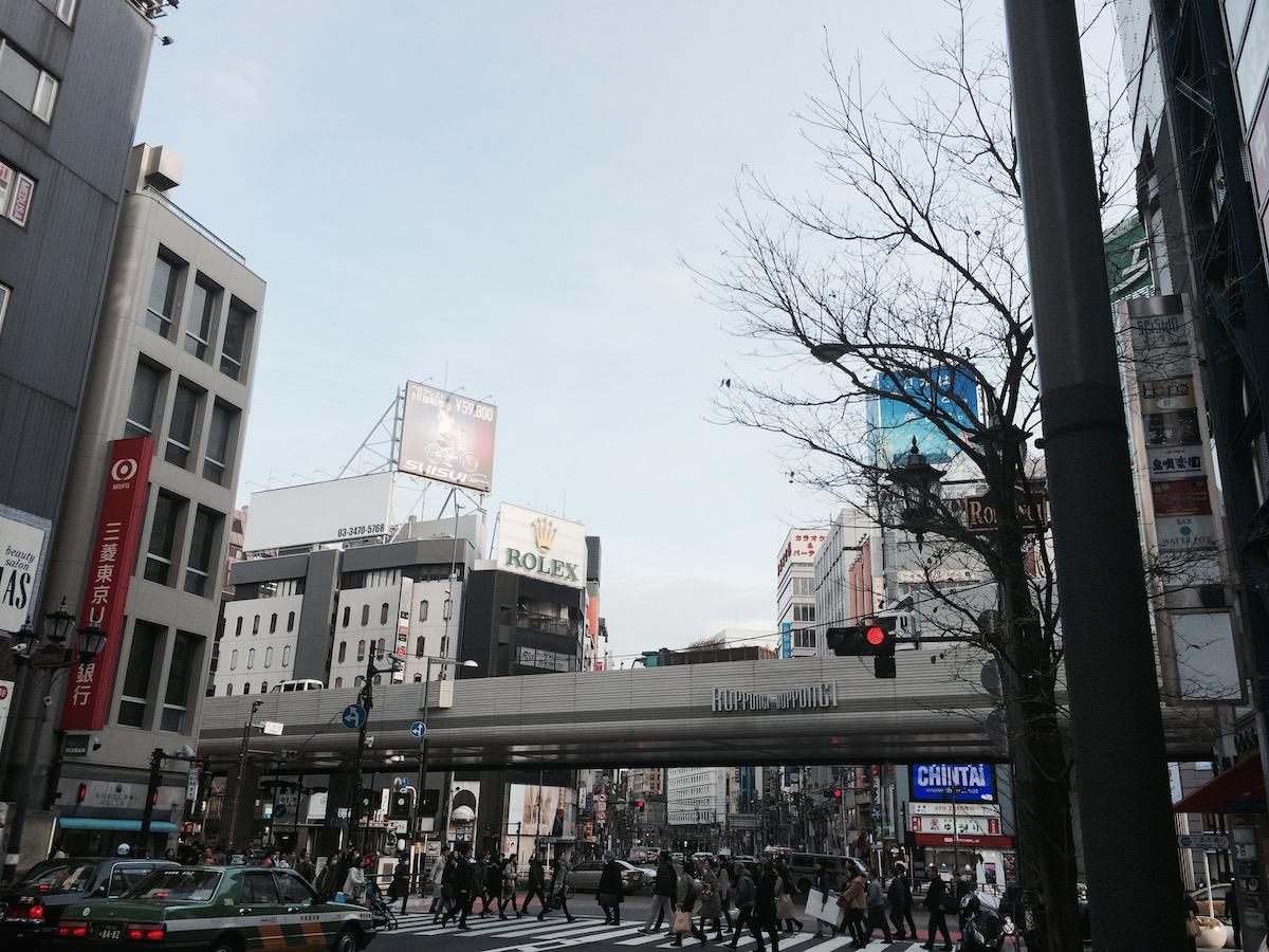 東京は3月