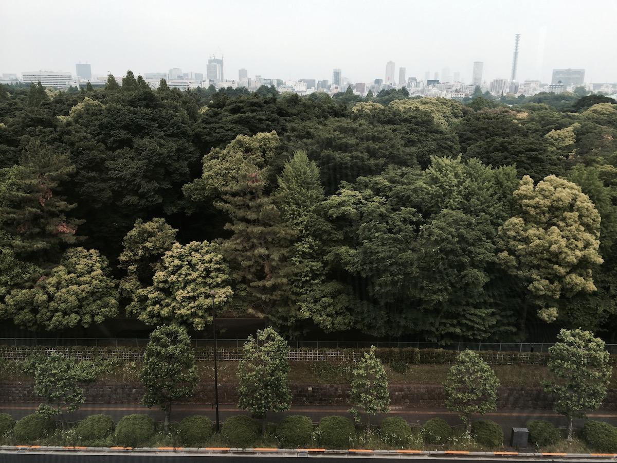 日々。東京。