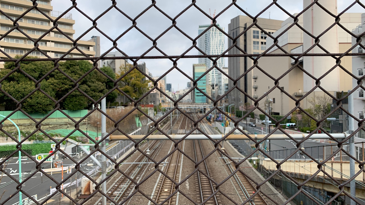 日々、東京、横浜