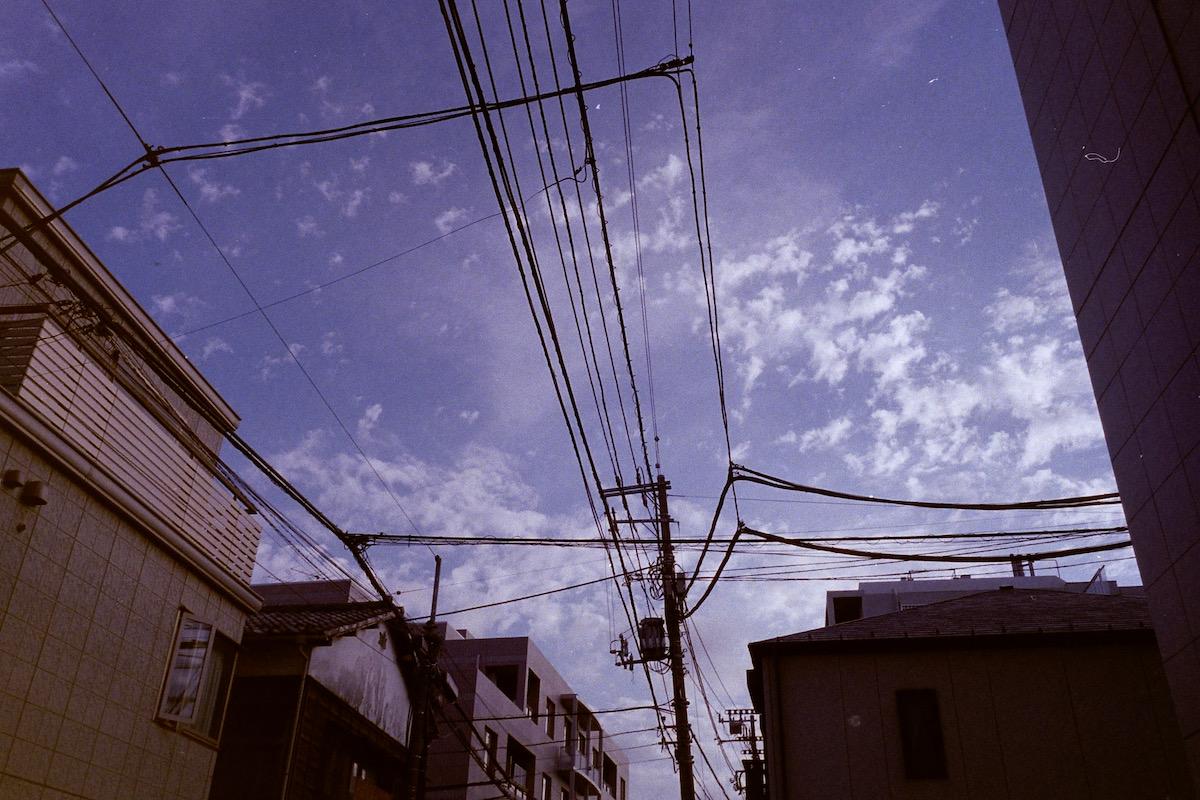 日々、東京。film photograph.