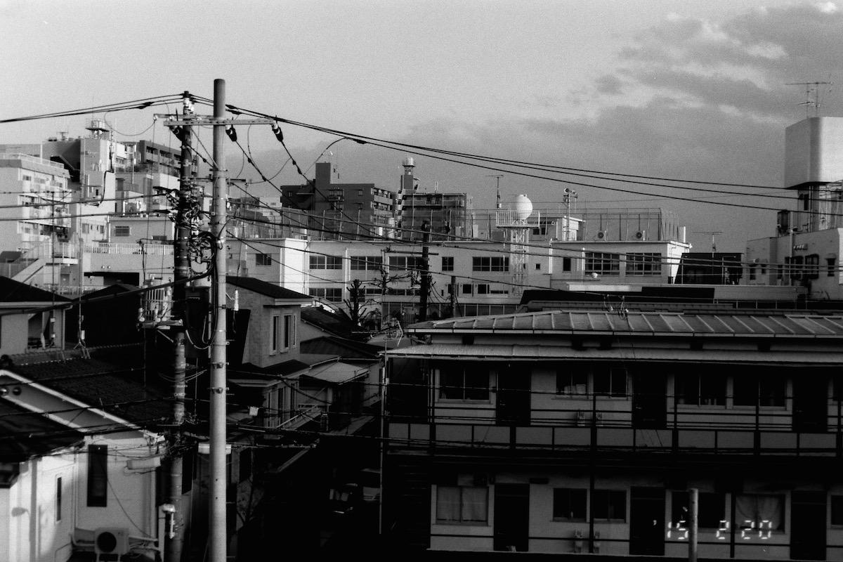 日々、東京。フィルム写真。