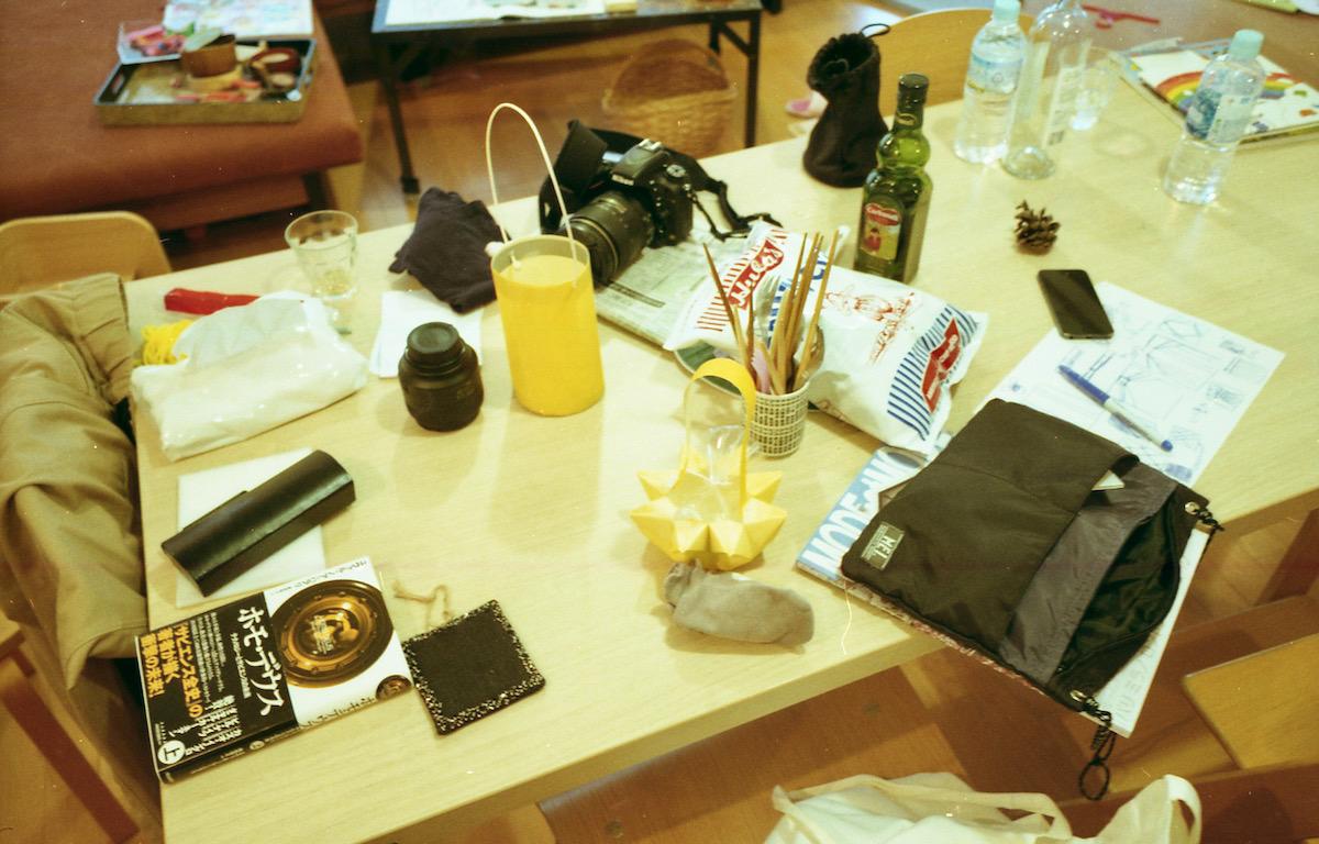 8月、日々、フィルム写真、東京