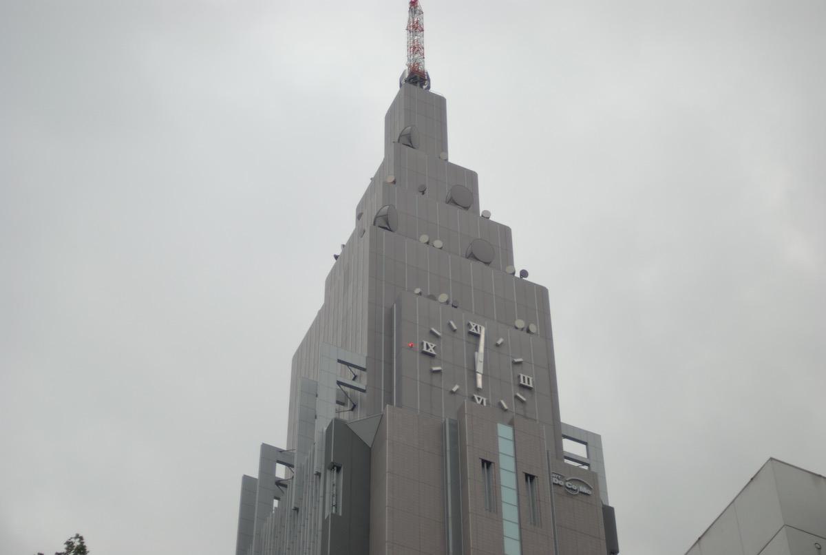 日々。渋谷とか