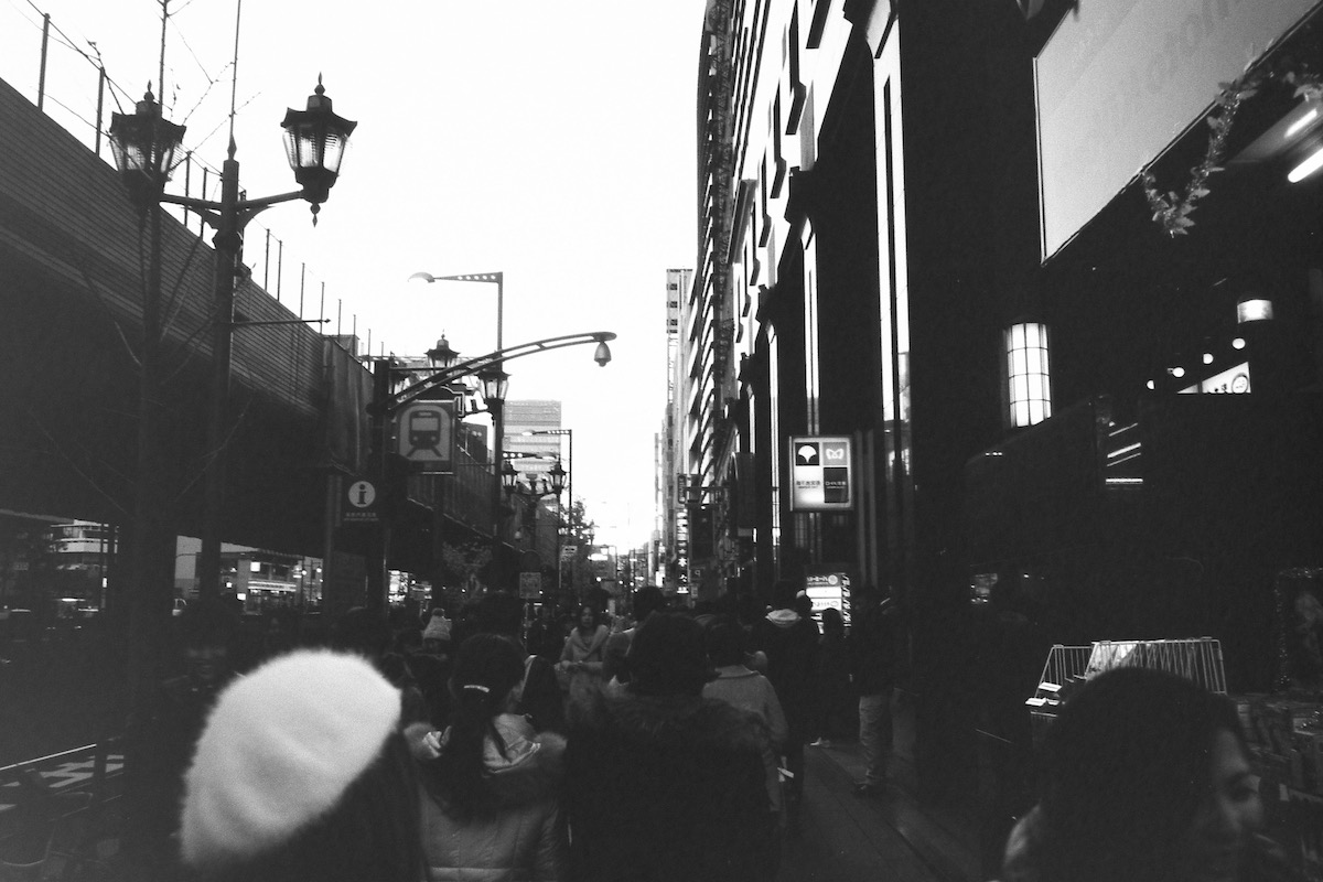 日々、草津温泉、東京。フィルム写真。
