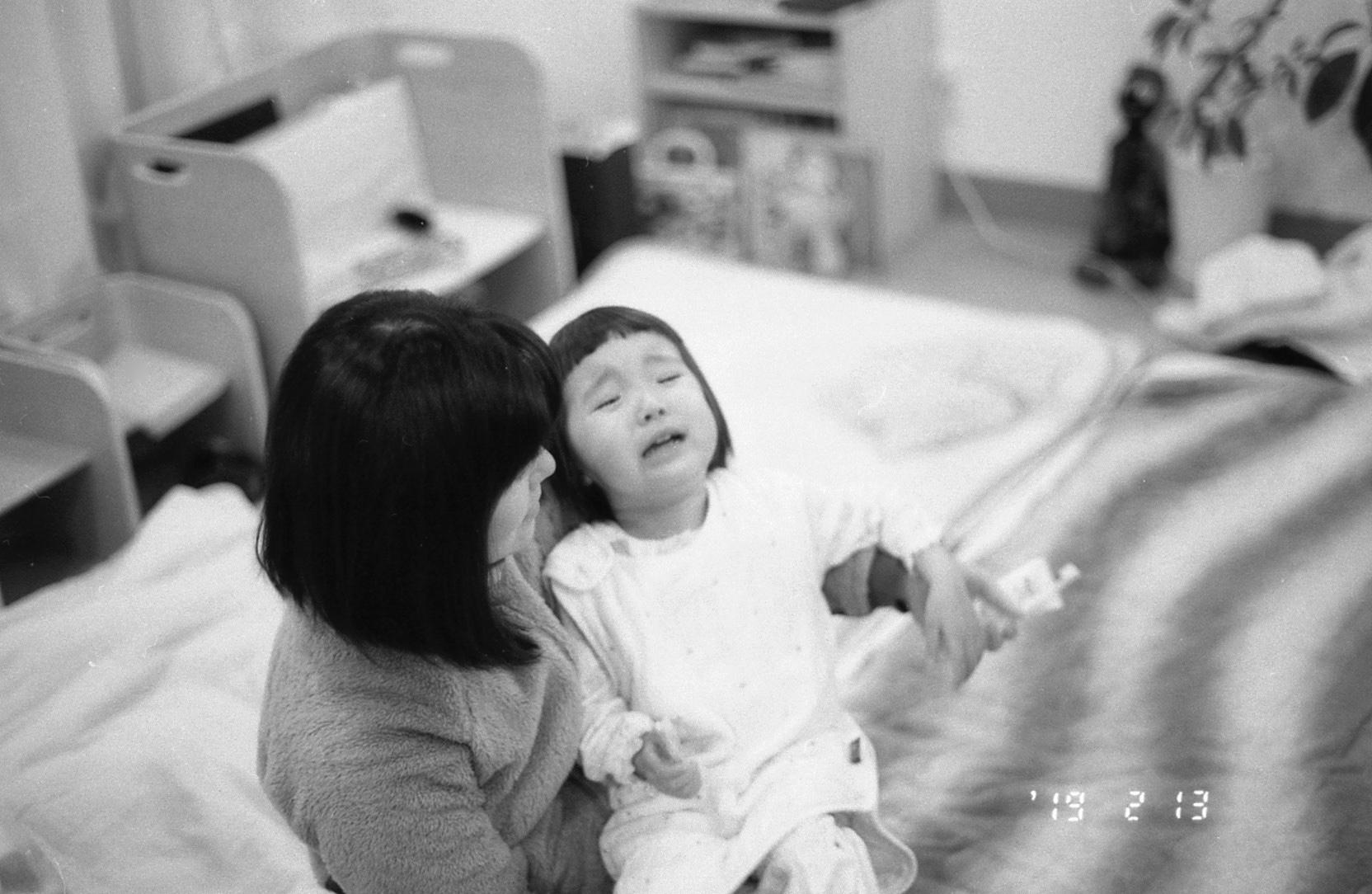 日々、子供の成長、monochrome、filmPhoto