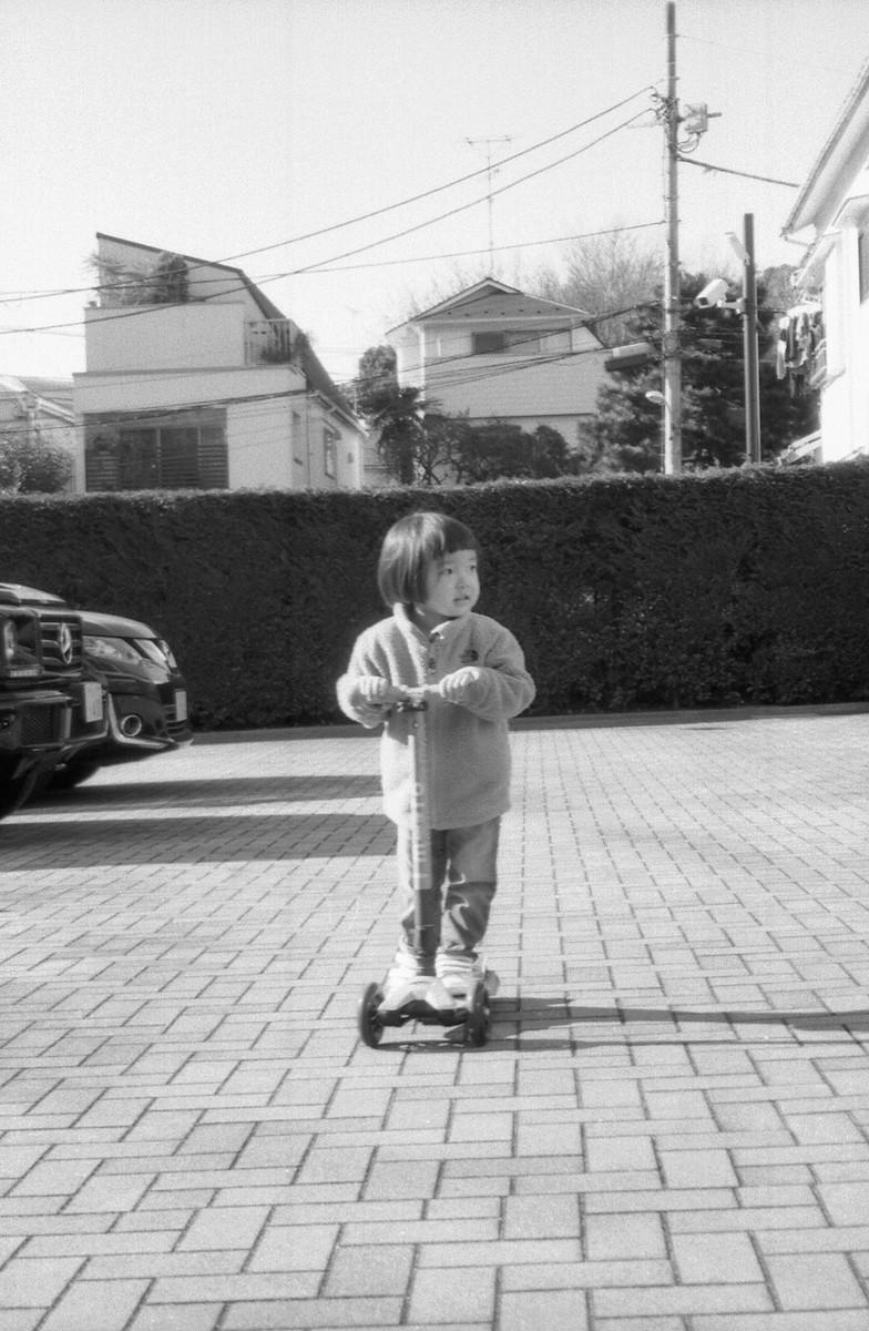 日々、monochrome、filmphoto