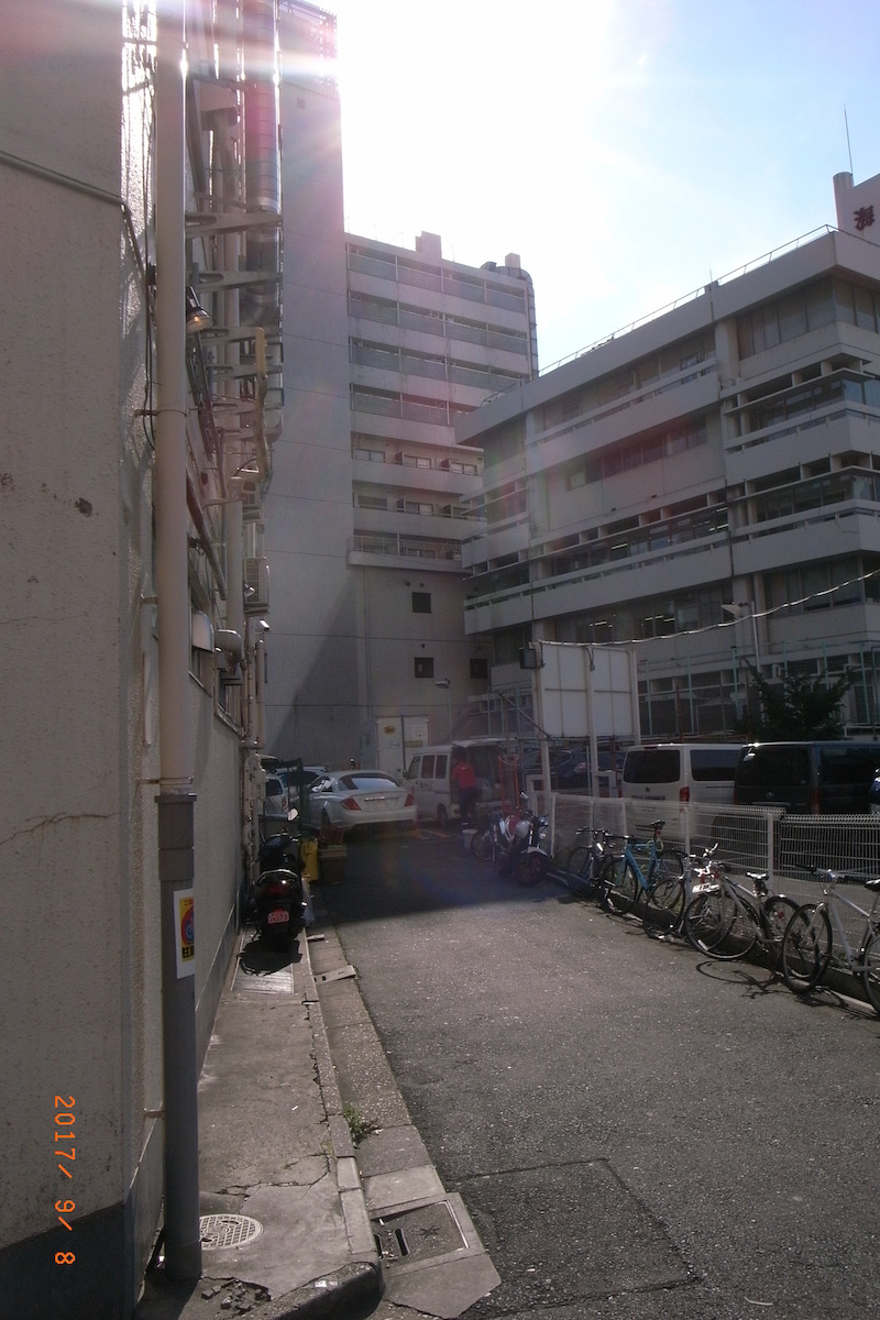 日々、東京。