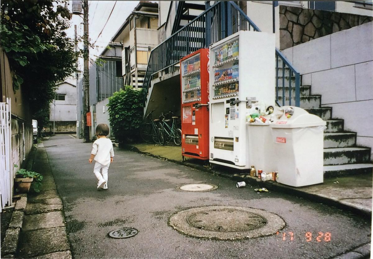 日々東京、フィルム写真
