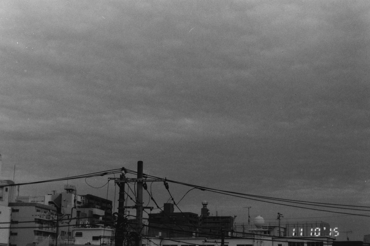 日々、東京。film Photo.