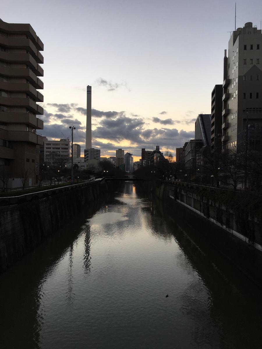 日々、東京。2017年。