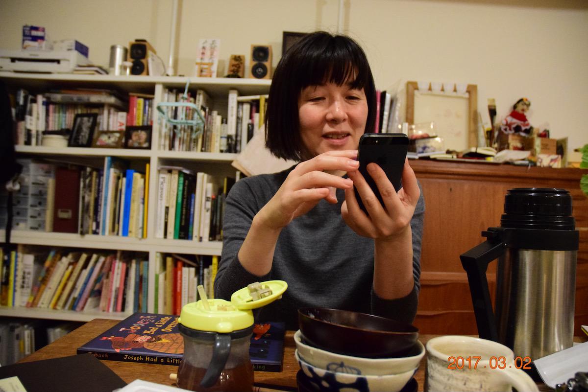日々、東京。草間彌生、花森安治とか