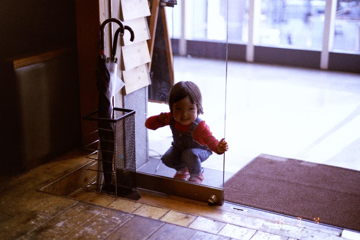 日々、フィルム写真。東京。