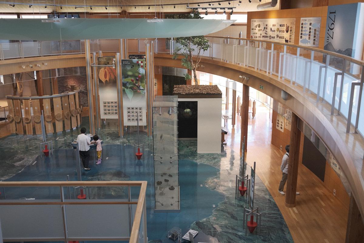 洞爺湖火山科学館